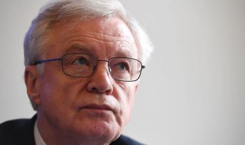 David Davis brilliantly explains why 'colossal waste of money' HS2 must be axed in attack