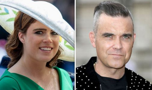 Princess Eugenie wedding: Why is Robbie Williams and Ayda Fields daughter a bridesmaid?