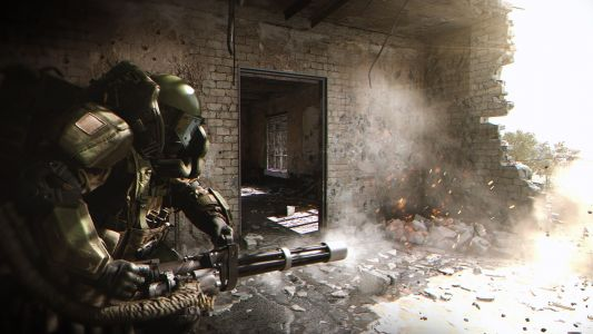 New 4K Call of Duty: Modern Warfare multiplayer footage looks much better