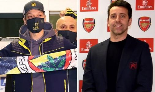 Mesut Ozil thanks Edu over Arsenal transfer exit as Mikel Arteta reacts to Fenerbahce move