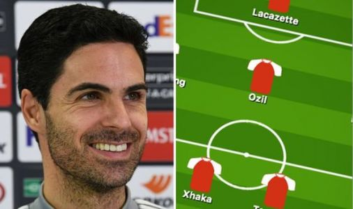 Arsenal team news: Predicted line-up vs Olympiacos - Sead Kolasinac injury update