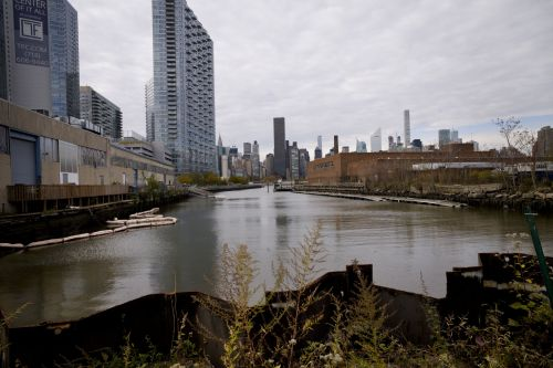 Amazon's HQ2 site in Long Island City, Queens could be flooded in the next 30 years. Here's what scientists predict for the headquarters
