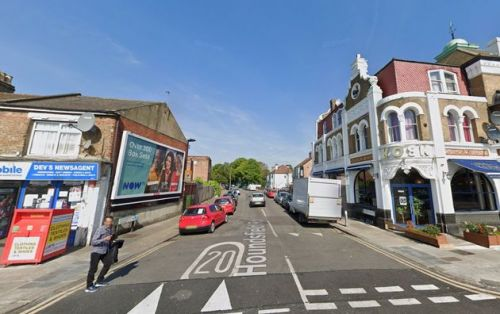 Man, 30, Stabbed To Death In North London