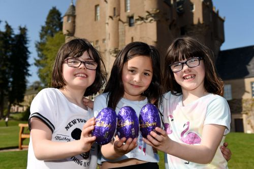 Hundreds turn out for Easter fun across Aberdeenshire