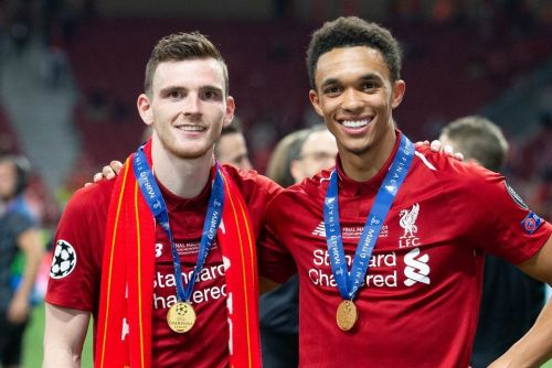 Robbo vs. Trent, round 2: Assist competition returns and a new Reds mentality