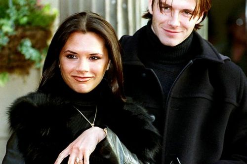 Victoria Beckham tries on outfits for 21st anniversary celebrations with David - and asks fans for help choosing