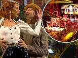 Stacey Dooley gives fans a glimpse behind-the-scenes as Strictly's stars prepare for Blackpool
