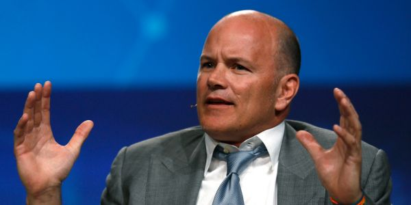 Billionaire investor Mike Novogratz blasted GameStop's valuation, warned against buying Dogecoin, and blamed the Fed for fueling speculation in a trio of interviews. Here are the 10 best quotes