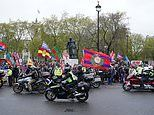 London rally demands no more old soldiers tried over Northern Ireland offences