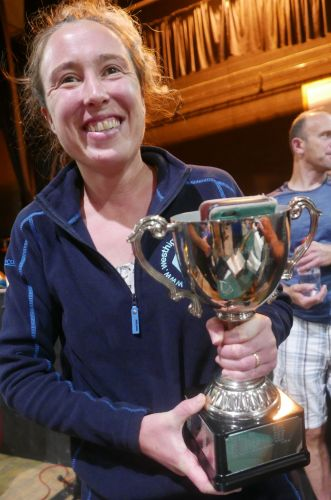 West Highland Way veteran Siobhan Killingbeck reruns history of big race with live podcast