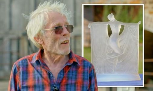 Antiques Roadshow: Lalique statue in 'perfect condition' valued - worth £6,000 to £8,000