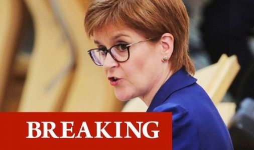 Don't cross border! Sturgeon says people in northern England should STAY THERE after spike