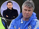 Guus Hiddink backs under-fire Frank Lampard to turn around horror run at Chelsea