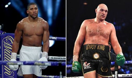 Anthony Joshua and Tyson Fury offered Oleksandr Usyk solution by Eddie Hearn