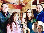 Sex pest Josh Duggar and his wife Anna go on a double date with his parents