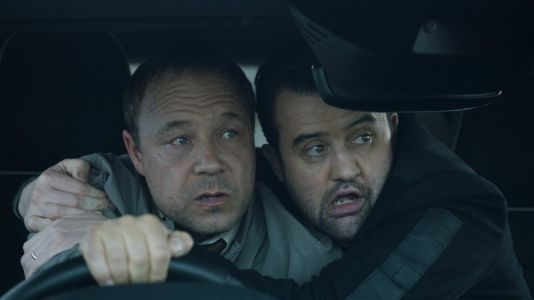 Stephen Graham signed on to detective comedy Code 404 because he 'wanted to have some fun' after years of intense roles