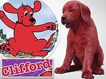 Clifford The Big Red Dog releases its first teaser