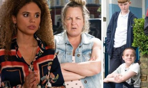 EastEnders fans fume as they spot 'forgotten storyline detail' in Karen Taylor's exit
