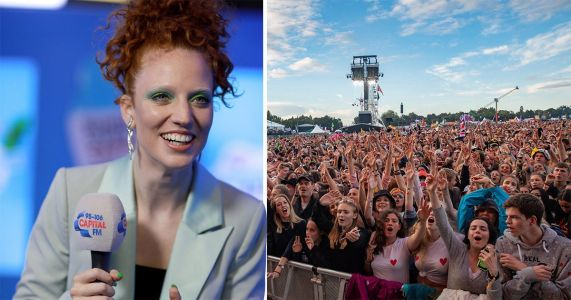 Jess Glynne 'cancels Isle of Wight festival' just minutes before performance due to 'exhaustion'