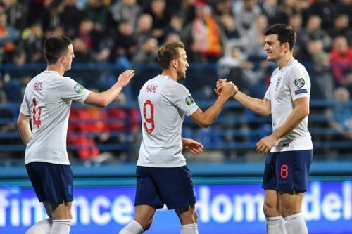 England are right up there with the world's best after Montenegro romp