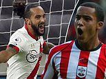 'I feel like a kid again': Theo Walcott nets his first goal back at former club Southampton