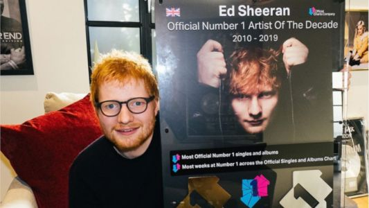Ed Sheeran Is the Artist of the Decade and You've No One to Blame but Yourself