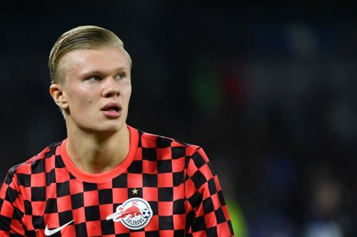 Erling Haaland's father visits Carrington amid Manchester United transfer speculation