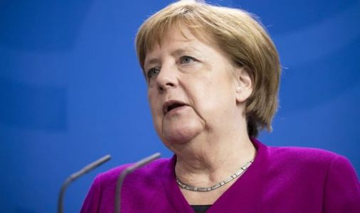 European elections: First EU Parliament projections show Merkel taking SIGNIFICANT HIT