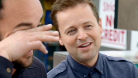 Ant and Dec break down in tears as they meet long-lost family while filming DNA Journey documentary