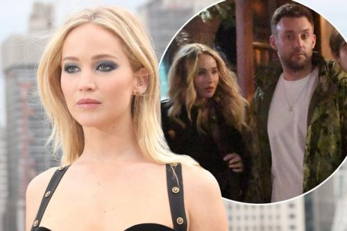 Jennifer Lawrence had 'bridezilla meltdown' when no one came to her hen do