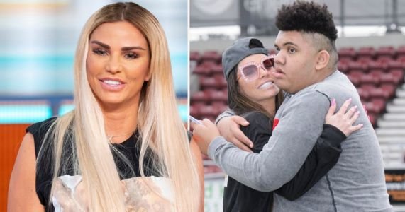 Katie Price's son Harvey in intensive care after being rushed to hospital