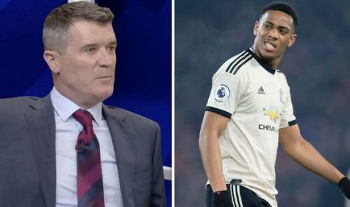 Roy Keane says loss to Liverpool proves one Man Utd player is not good enough