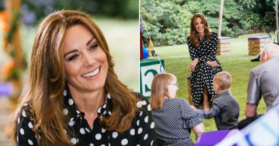 Kate Middleton says BBC advice for parents is like 'gold dust'