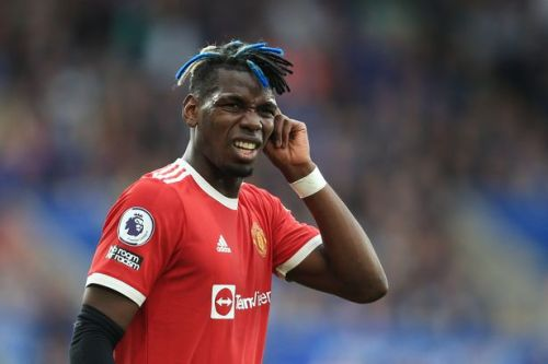 Paul Pogba's apology for furious outburst at team-mate as tempers flared