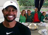 'It got a little ugly': Tiger Woods reveals his Masters Champion Dinner ended in a FOOD FIGHT