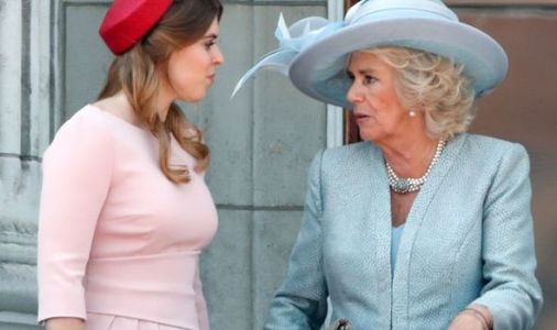 Camilla and Beatrice: The sweet connection between Princess Beatrice and Camilla