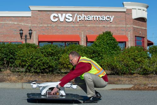 UPS' advanced tech chief reveals how the pandemic has underscored the case for drone delivery, starting with moving medical supplies