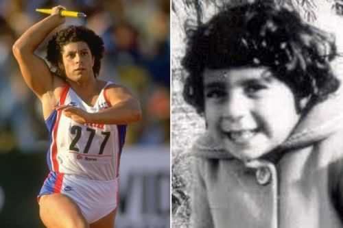 Fatima Whitbread grew up in desperate hunger and would count beans on her toast