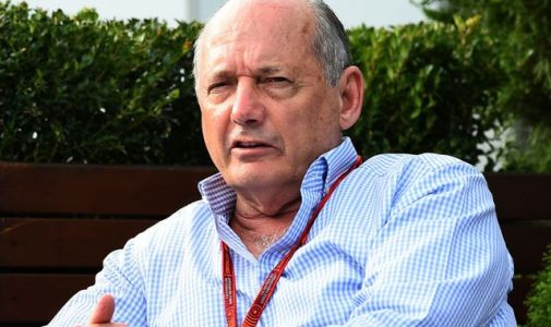 Ron Dennis on 1m free NHS meals and Lewis Hamilton's thanks