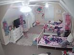 Mother releases chilling video of hacker talking to her daughter, 8, through Ring security camera