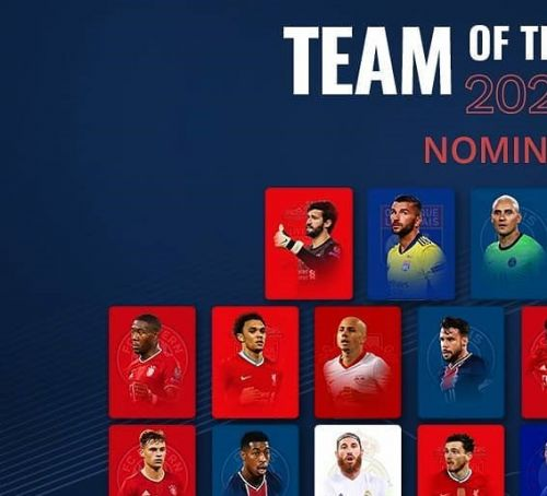 : Two Chelsea players nominated for UEFA team of 2020