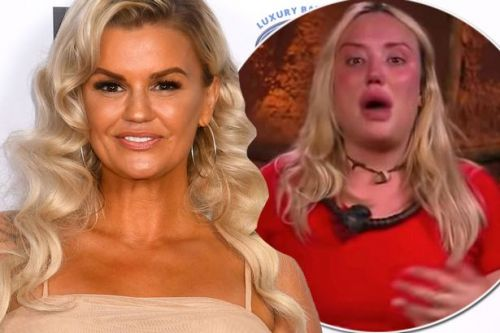 Kerry Katona apologises to Charlotte Crosby after branding her a 'cross-eyed fish'
