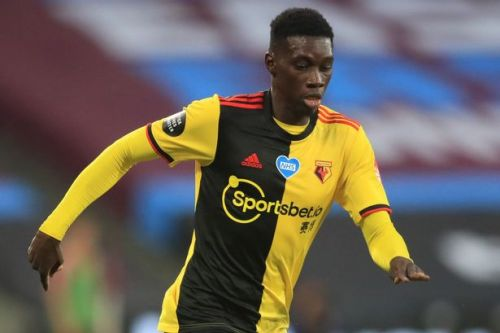 Liverpool target Ismaila Sarr sends transfer message amid Man Utd speculation
