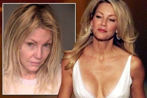 Heather Locklear ordered to mental health facility after admitting assault