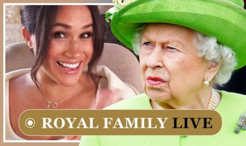 Royal Family LIVE: Fury as Meghan Markle 'mocks Queen' in latest 'publicity stunt'