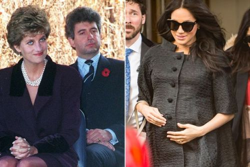Meghan Markle 'is making same mistakes as Princess Diana' with lavish spending