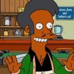 Voiceover of Indian character Apu in 'The Simpsons' steps down