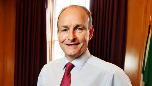 Micheál Martin: 'untapped potential and benefits of all-island economy' Taoiseach tells Top 100 event