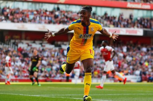 Roy Hodgson insists Wilfried Zaha is going nowhere after match-winning display at Arsenal