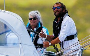 Double the fun? Pip Hare shares her top tips for sailing double-handed